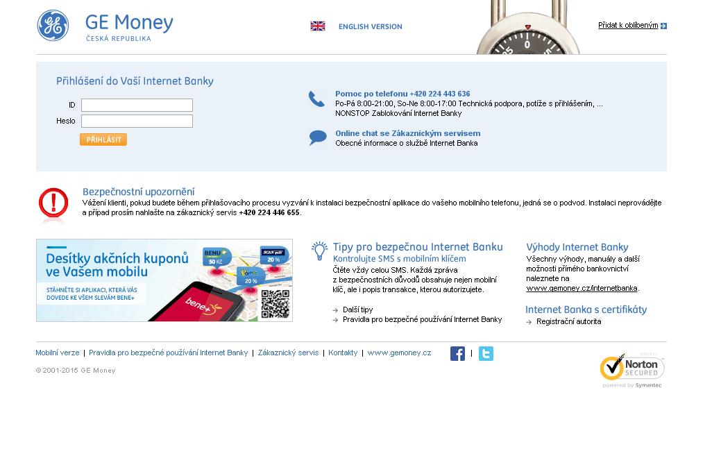 Online bankovnictví - trvalé příkazy - zadání a rušení